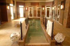 The Pet Spa at the Barkley. Senior pet room, quiet, safe, pool for arthritis as an addition, short walk from room