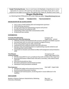 7 Best Basic Resume Examples Images In 2015 Basic Resume Examples Best Resume Free Resume