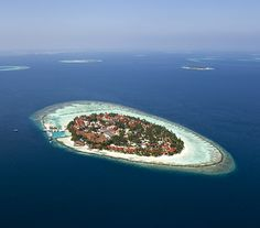 Maldives 3 nights / 4 days holiday package from AED 2350