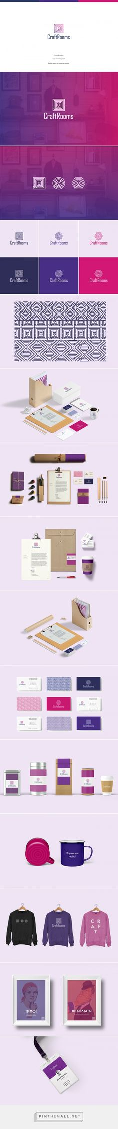 CraftRooms on Behance - created via https://pinthemall.net