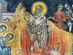 Acta del martirio de San Policarpo de Esmirna (año 155 d.C.) - Primeros Cristianos