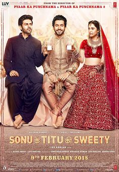 Titu will wed a girl named Sweety. Titu's closest companion Sonu questions Sweety's character and tries to break the marriage while Sweety tries to do inverse. Download full film on moviescouch without any registration.