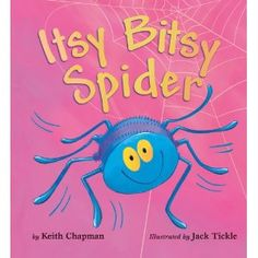 Follow the Itsy Bitsy spider as he has adventures in the barnyard! Check out my Book Companion Unit for tons of related learning activities at Speech Sprouts