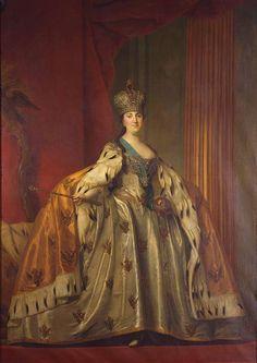 Catalina II, Emperatriz y Autócrata de Todas las Rusias