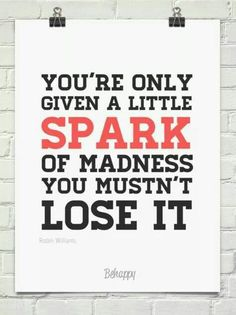 Embrace your Spark. Feeling down or lost. #psychotherapy can help you find your back to being balanced.