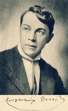 Kosztolányi Dezső, teljes nevén: Kosztolányi Dezső István Izabella (Szabadka, 1885. március 29. – Budapest, Krisztinaváros, 1936. november 3.)