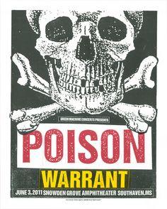 Print Mafia - Poison - Warrant