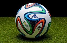 Official Game Ball of The World Cup!