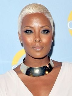 make up for african american women | Celebrity Short Hair Styles for Women 2012
