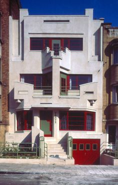 Inventaire du patrimoine architectural - Bruxelles - Glossaire - - Art Déco