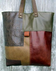 Leather Handbags, Leather Bag, Leather Fringe, Brown Leather, Handmade Bags, Handmade Leather, Leather Scraps, Leather Projects, Fashion Handbags