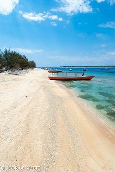 Gili trawangan, Lombok - Indonesia