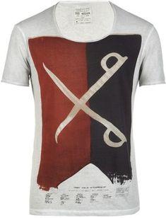 Cuts Raw Scoop T-Shirt
