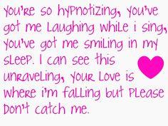 Demi Lovato lyrics <3 Loveee this song!