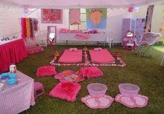 decoracion de fiesta spa