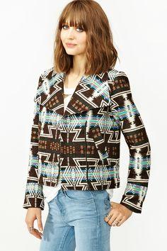 Valka Blanket Coat