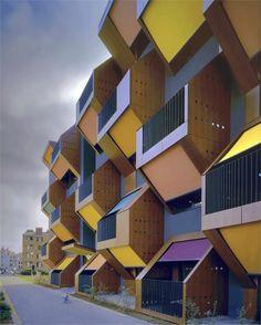 Honeycomb Apartments, Izola, Livade, 2006