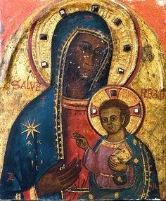 Icona della madonna di Versacarro