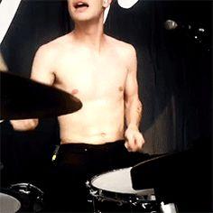 shirtless brendon urie | Tumblr