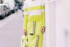 Paris Fashion Week SS 2015....Before Kenzo