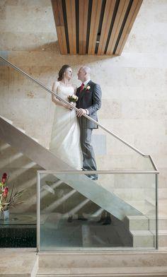 Wedding couple @ Slieve Donard Newcastle. Northern Ireland wedding photography. Francis Meaney photography
