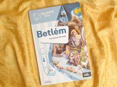 Život podle Karol: UČÍME SE: Kouzelné čtení - Betlém