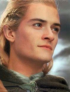 Legolas. I really prefer Orlando Bloom with the blonde locks. Really.