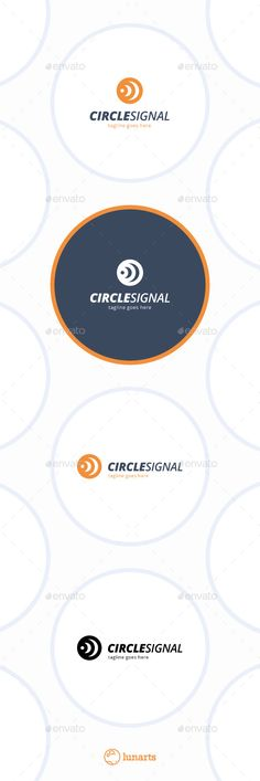 Three Circle Signal Logo — Vector EPS #group #coin • Available here → https://graphicriver.net/item/three-circle-signal-logo/11849877?ref=pxcr