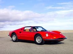 Classic Car News Pics And Videos From Around The World Ferrari Dino, Ferrari Car, Aussie Muscle Cars, Porsche 911 Targa, Porsche Carrera, Good Looking Cars, Cafe Racer Build, Import Cars, Ducati