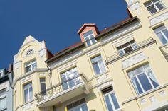 Hochwertige Fassadengestaltung