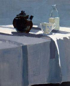 Grey Tea #2 by Susan Ashworth