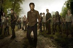 Zombilere karşı direniş devam ediyor. The Walking Dead'den 4. sezon fragmanı yayında