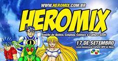 Kagi Nippon He ~ Anime Nippon-Jin: Heromix 2017 - Mauá, Brasil, 17 de Setembro de 201...