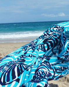 Lilly Pulitzer Lillian Oversized Scarf