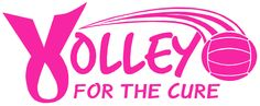 Volleyball T-Shirt Sayings | Alter High School Girls' Volleyball - Volley for the Cure
