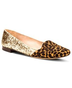 Vince Camuto Shoes, Lilliana 3 Smoking Flats... IN LOVE!