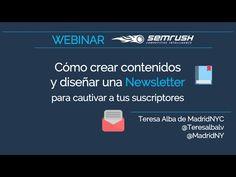 Training de Creación de Contenidos y Diseño de Newsletters Para Cautiv...