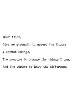 ImageFind images and videos about text, god and islam on We Heart It - the app to get lost in what you love. Quran Quotes Love, Quran Quotes Inspirational, Allah Quotes, Faith Quotes, True Quotes, Words Quotes, Qoutes, Quotations, Sayings