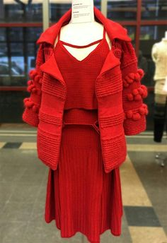 FIT Future of Fashion Judging Day 2016 – Knitwear Part One