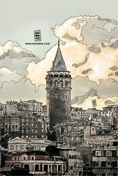 İstanbul Drawing