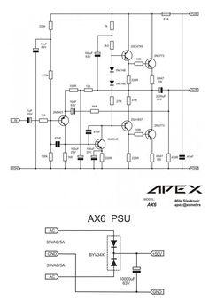 100w subwoofer amplifier circuit diagram kitchenaid mixer wiring 140w power tip3055 tip2955 in 2019 digital 2n3773 2sc5200 150w trans hifi electronic