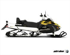 Excellent new model snowmobile, comes from the famous house Ski Doo and family Skandic. Model's Sport & Utility and it makes it unique. Let's look at the details and technical specifications.   Price is $8,899 All technical information,featur