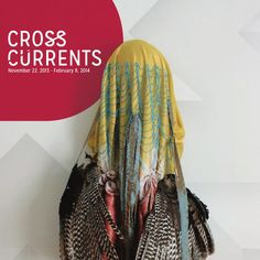 This catalog accompanied the exhibition Cross Currents, curated by Cecily Cullen, shown from November 11, 2013 - February 8, 2014 at Metropolitan State University of Denver's off campus art gallery, the Center for Visual Art.
