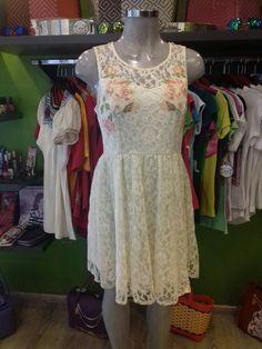 Fresca y cómoda con este hermoso vestido #Cynnamonbutik