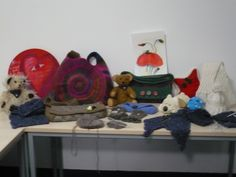 Ergebnis der Reha-Handarbeitsgruppe in Isny