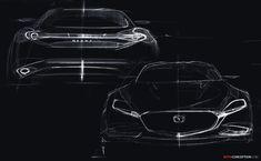 2015 Mazda 'RX-VISION' Concept