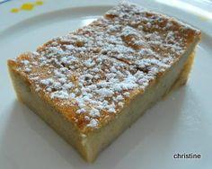 Gâteau Réunionnais à la banane de Jojo