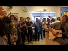 Keith and Nicole sing Amazing Grace to Patients ...