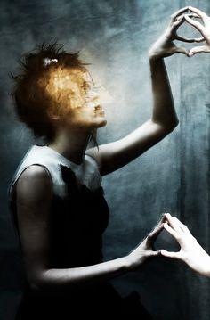 portrait of Imogen Heap: image by Jeremy Cowart
