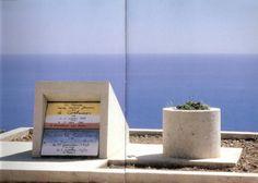 Tumba de Le Corbusier e Yvonne, Roquebrune.